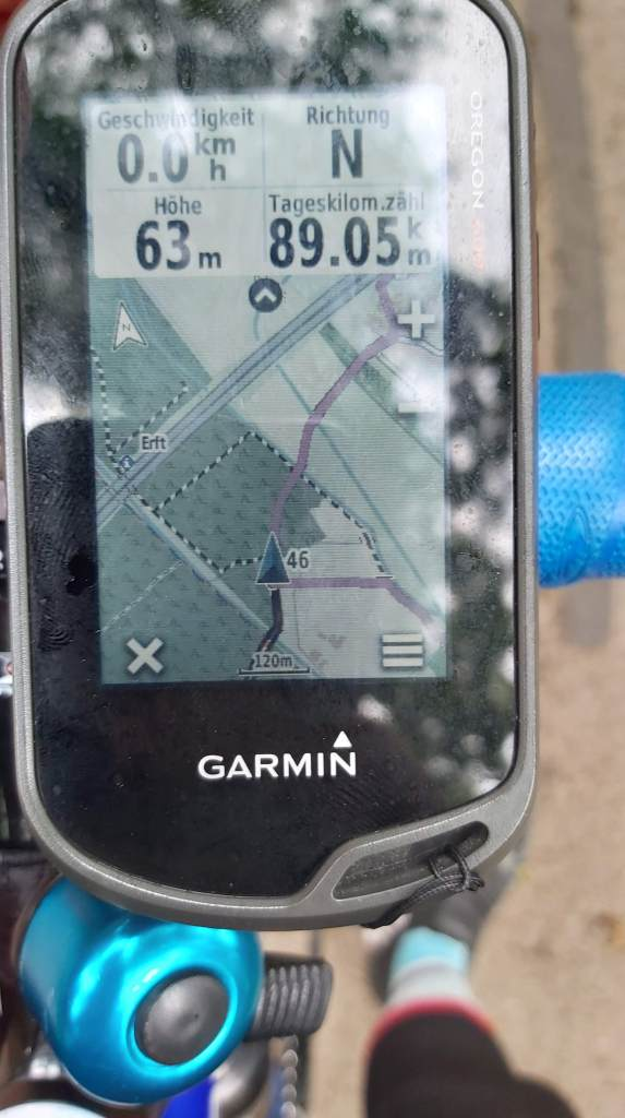 Garmin Oregon 600 Navigation