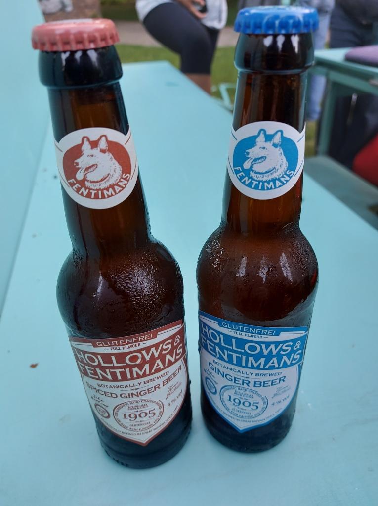 Radkomm Büze Ehrenfeld Aufbruchfahrrad Räder Dank Netzwerke Good Food Ginger Beer