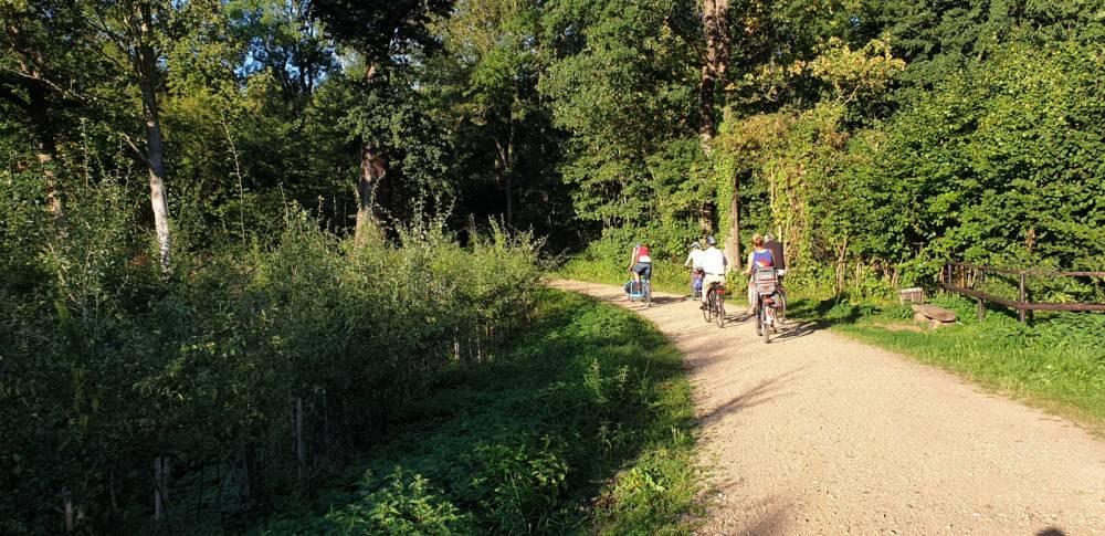 Veedelstour Kerpen Horrem Parrig Radfahren Teilnehmerin Teilnehmer