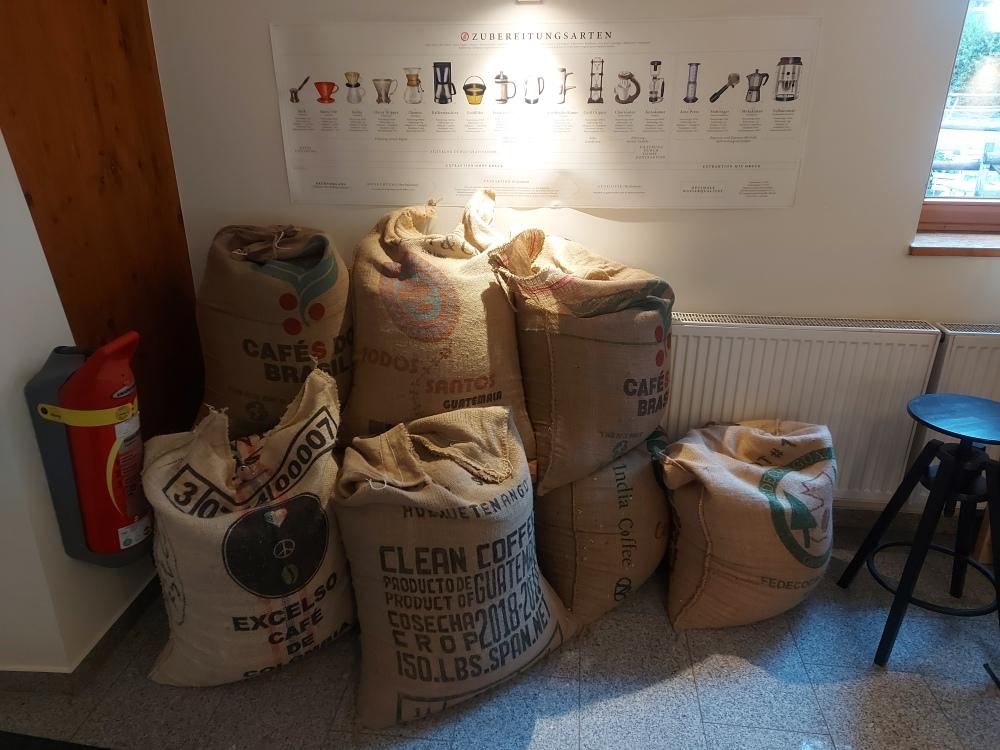 #Veedelstour #Haus #Breitmaar #Kaffee #Konfetti #Rösterei