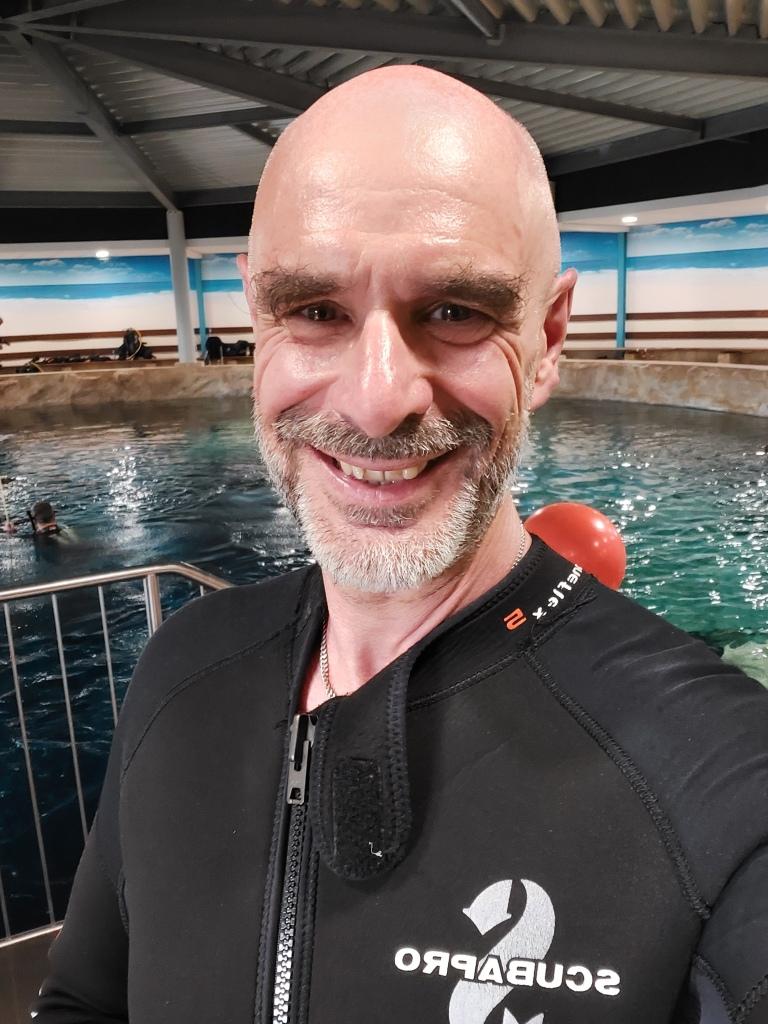 #diveforlife #tauchen #schwimmen #oktopus #siegburg #sauerstoffflasche #Mundstück #vorher