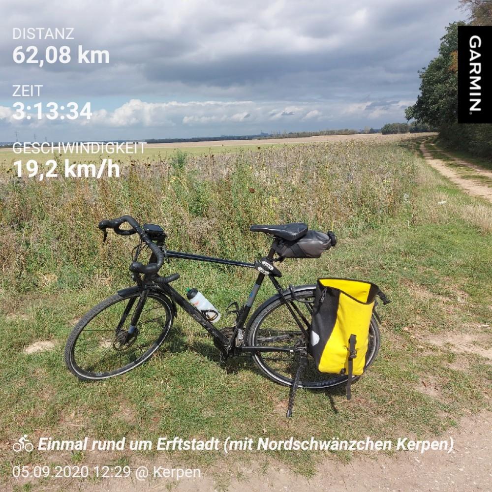 Erftstadt Kerpen Samstagsfahrt Düren Stevens Rennrad