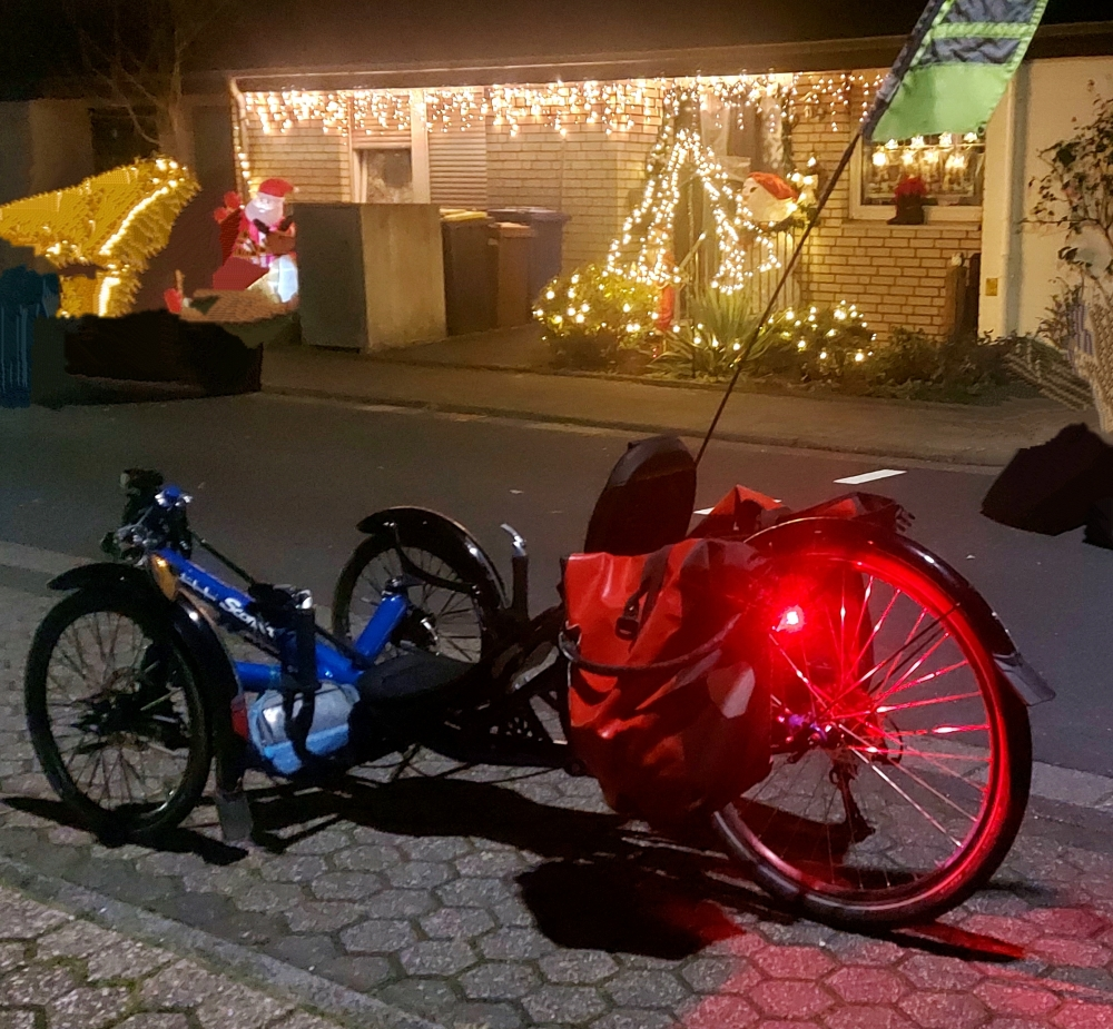 #HPVelotechnik #lowrider #Skorpion #trikeporn #horrem #advent