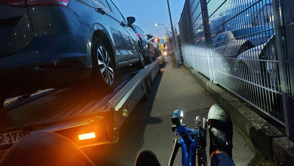#radwegparker #hindernis #behinderung #radverkehr #redenueberradfahren #zoom #sindorf