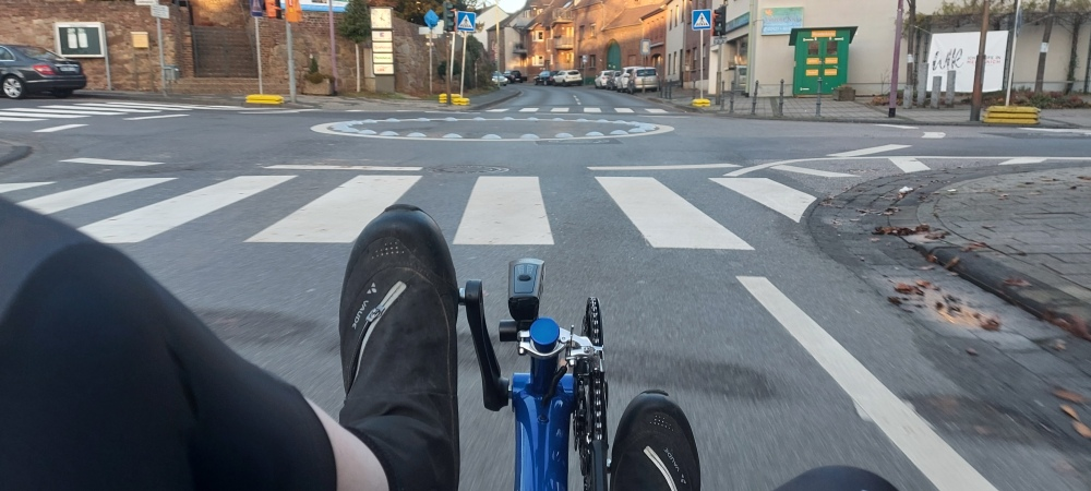 #bahnradweg #veraenderung #wordpress #bluemoon #Skorpion #kreisverkehr