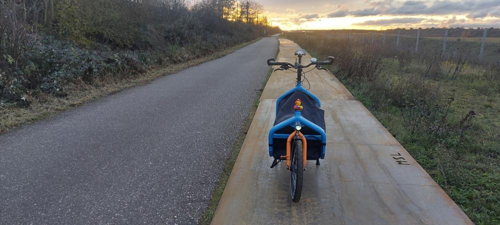 #bahnradweg #veraenderung #wordpress #bluemoon