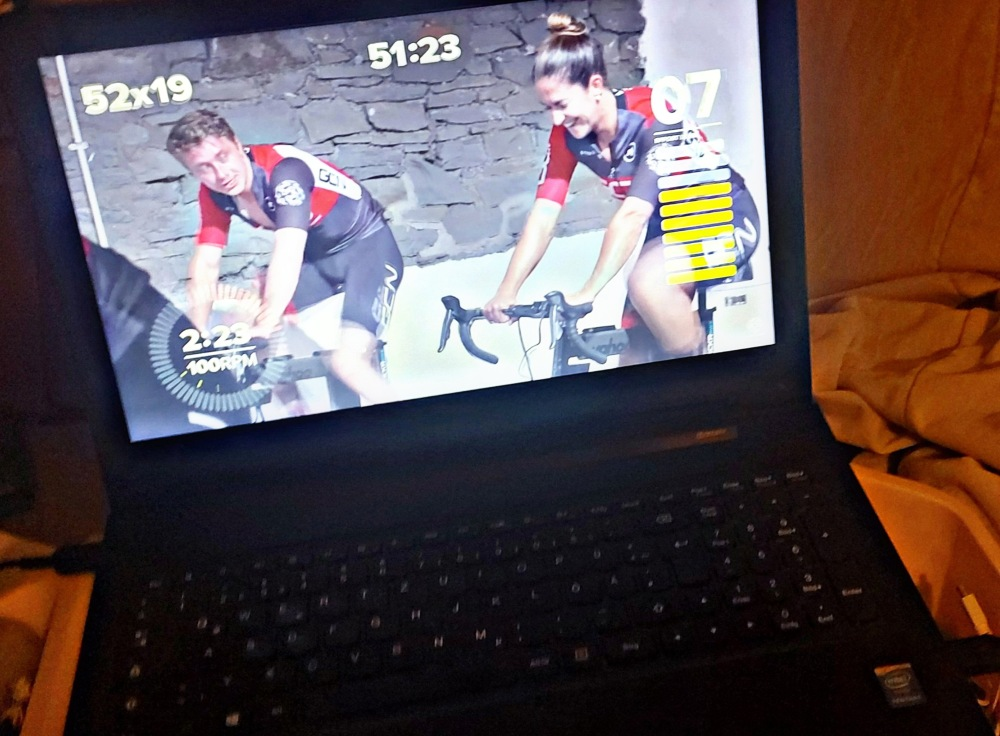 #indoorcycling, #tomahawk, #youtube, #lenovo, #ubuntu, #gcn, #globalcyclingnetwork,