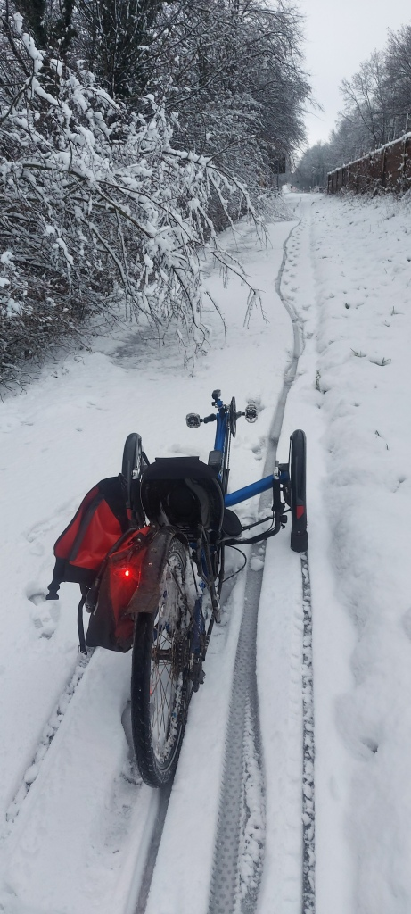 #BlauerSkorpion, #Horrem, #Schnee, #Winter