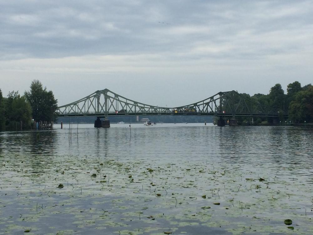 #GlienickerBrücke, #Potsdam, #Berlin, #KalterKrieg, #Fachausschuss, #Radverkehr, #ADFC,