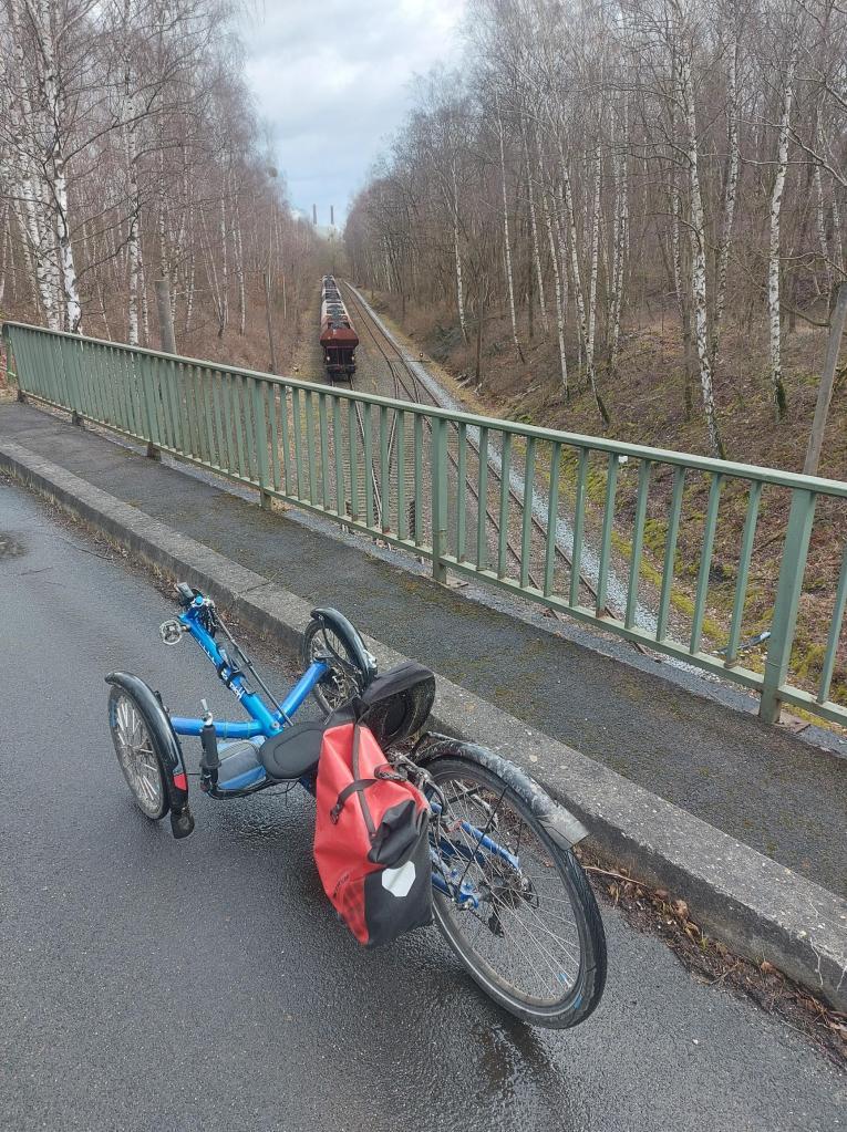 #Erftradweg, #BerrenratherBörde, #Kieswerkstraße, #Grefrath, #Marienfeld, #BlauerSkorpion, #Kohlebahn, #Braunkohle,