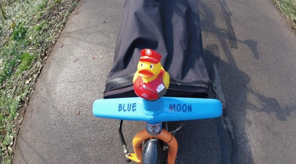 #BlueMoon, #Bullitt, #Lastenrad, #Transportrad, #larryvsharry, #PuntaVelo, #naviki,