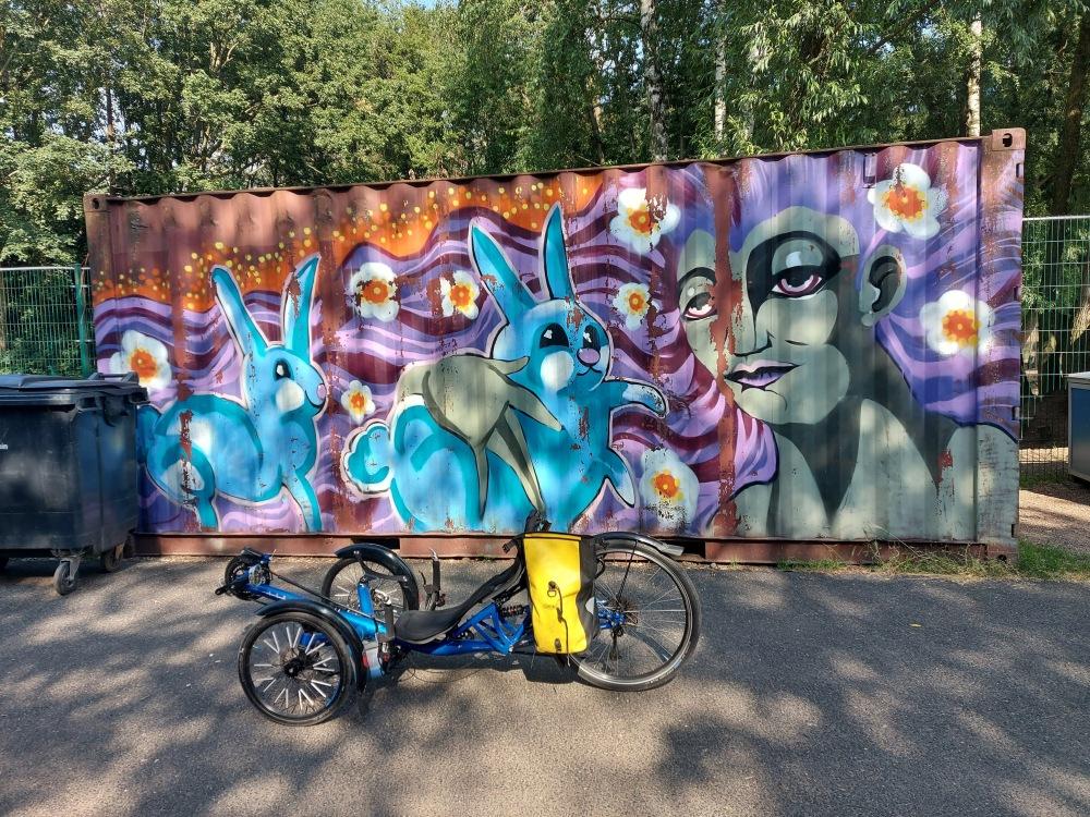 #Straße, #Sanierung, #Radweg, #Erftstraße, #Horrem, #Nordrandweg, #Tagebau, #RWE, #Graffity, #Tierheim, #Bergheim,