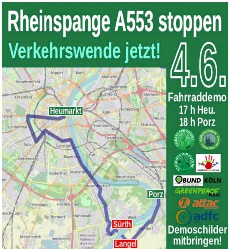 #Weltfahrradtag, #WorldBicycleDay, #Köln, #Popup, #Bikelane, #LuxemburgerStraße, #Kidicalmass, #kidicalmassköln, #Verkehrswende, #Rheinspange,