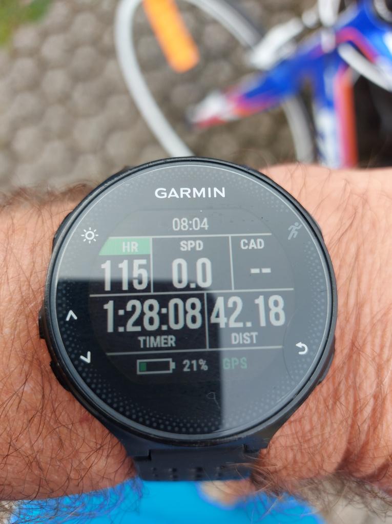 #morning, #ride, #morningride, #garmin, #forerunner, #forerunner235, #gps, #rennrad, #stevens,