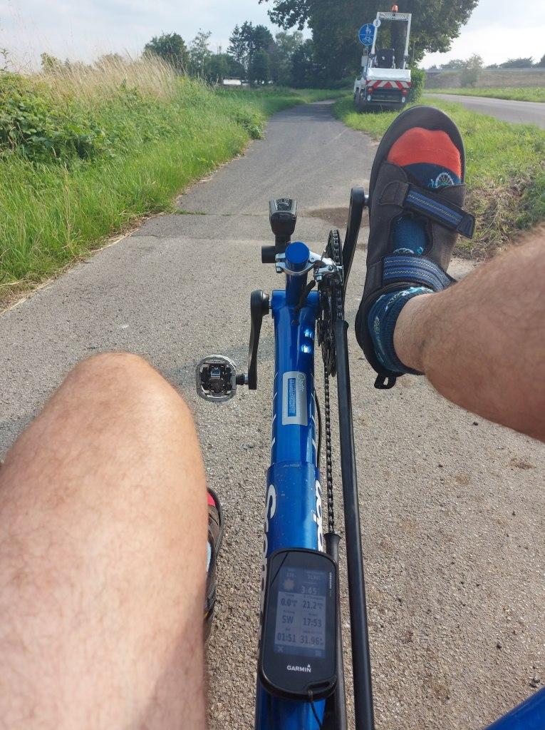#Radweg, #Radinfrastruktur, #Merzenich, #Düren, #Kirchturmdenken,