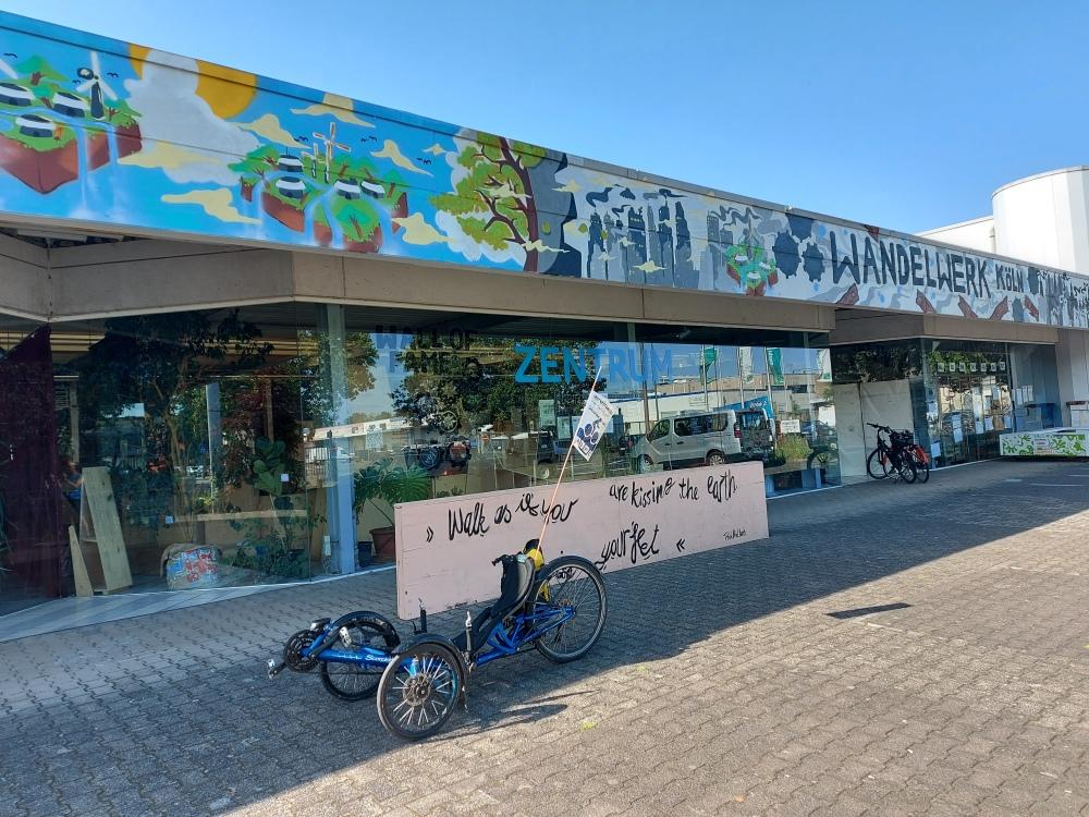 #Wandelwerk, #Klimacamp, #FFF, #PFF, #Köln, #Universität,