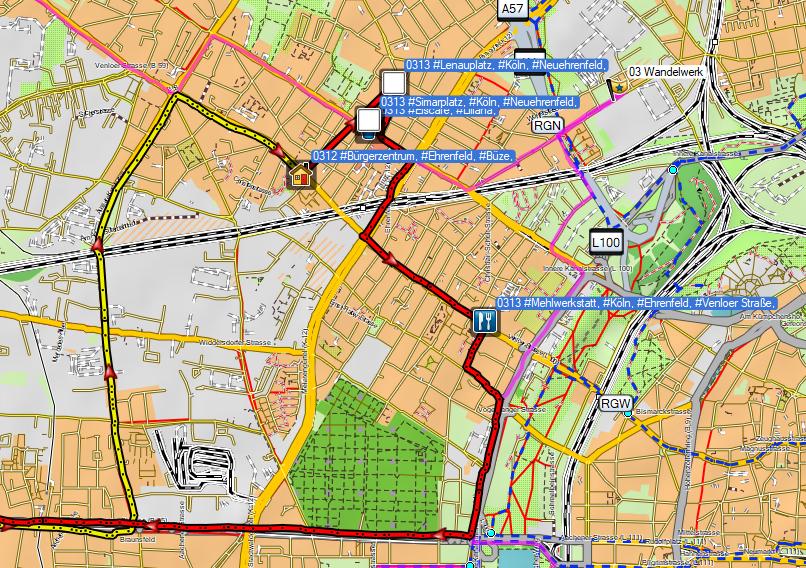 0312 0313, #Köln, #Ehrenfeld, #Neuehrenfeld, #Eis, #Eisdiele, #Büze, #Lenauplatz, #Simarplatz,